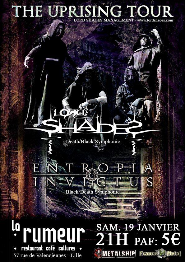 Lord Shades, Entropia Invictus