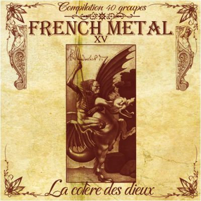 Release of the new French Metal compilation!